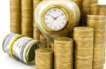 Часы и много денег