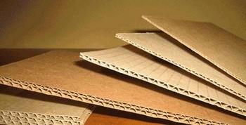 Листы картона