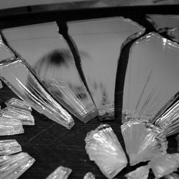 Если вы разбили зеркало…