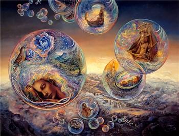 Пузырьки с картинками