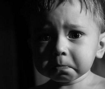 Ребенок чего-то боится