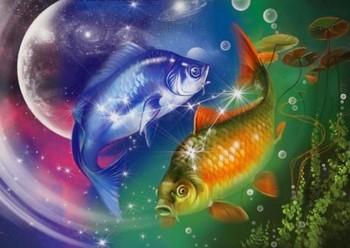 Рисунок рыб