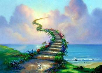 Сказочная дорожка на небо