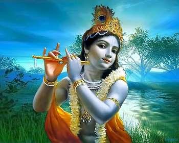 Божество Кришна