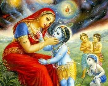 Рисунок индийских детей