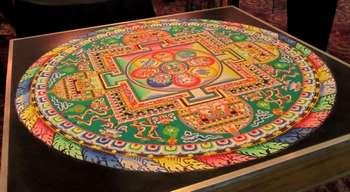 Тибетское пано