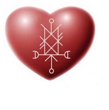 Любовные рунические символы