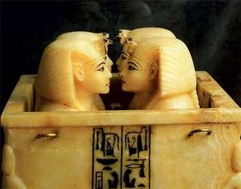 Египетские статуэтки для захоронений