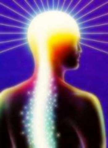 Рисунок энергии человека
