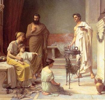 Люди Древней Греции