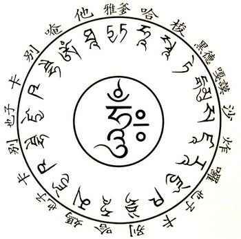 Мантра на санскрите