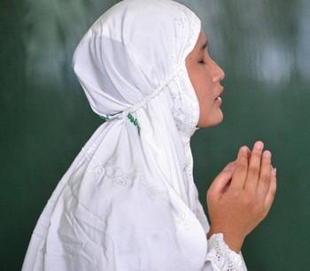 Молитвы мусульманского народа