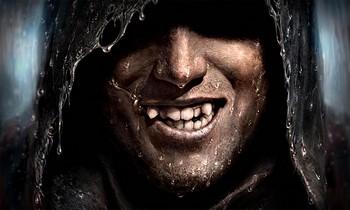 вампир мужчина