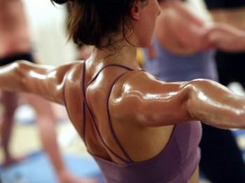 упражнения бикрам йоги