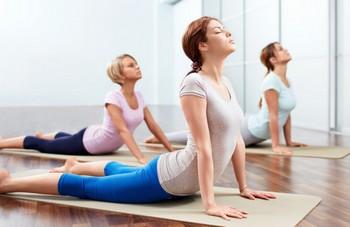 упражнения из гормональной йоги