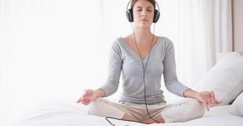 аудио медитация для сна