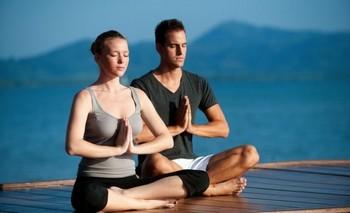 медитация на природе в даосской йоге