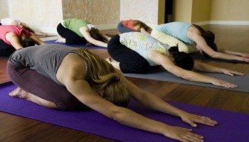 регулярные упражнения йоги