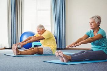 комплекс занятий по йоге