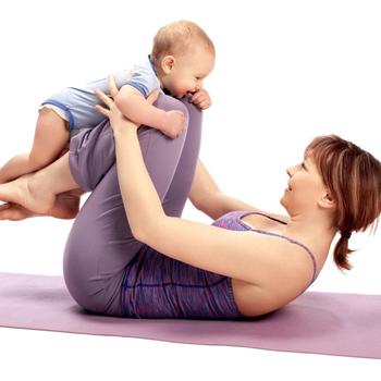 Комплекс упражнений бэби йога для младенцев от рождения до года