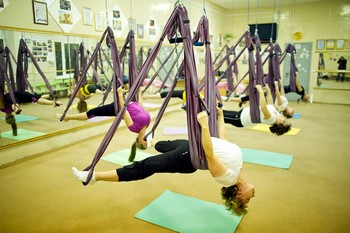 Гамак для йоги своими руками фото 417