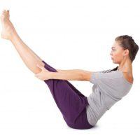 Комплекс йоги для идеального пресса