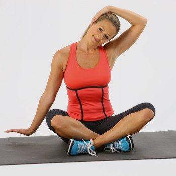 Комплекс эффективных упражнений йоги для шеи