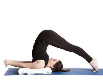 йога для лечения проблем с щитовидной железой