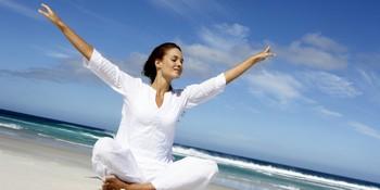расслабляющая йога