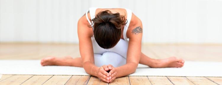 упражнения инь йоги