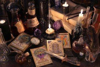 магические атрибуты