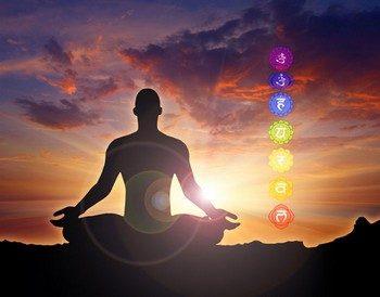чакры и практика медитации