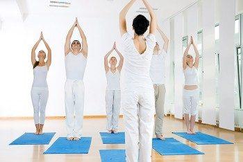 противопоказания по фитнес йоге