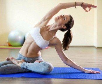 эффективный комплекс йоги