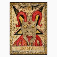 Аркан дьявол – основное значение и комбинации с другими картами