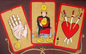 комбинации карт Таро