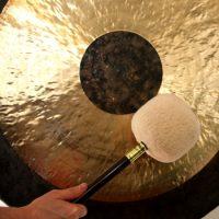 Очищение души и тела звуком в гонг медитации