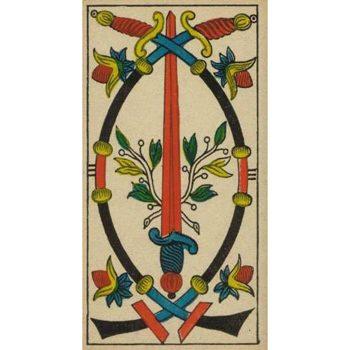 Основное значение Таро 3 мечей в раскладах