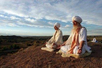 индийская медитация