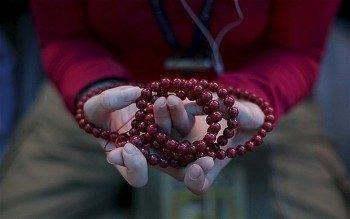 четки для медитации