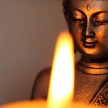 Эффективная медитация со свечой