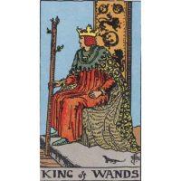 Что означает карта Король Жезлов в различных раскладах?