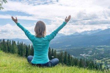 что дает медитация благодарности