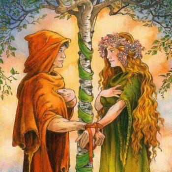 Совместимость на брак и любовь по картам Таро