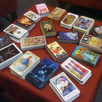 История и классификация карт Таро