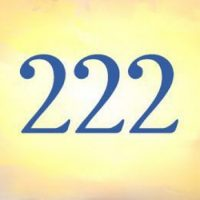 Число 222 в нумерологии
