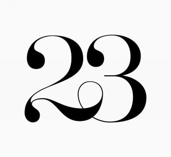 Значение числа 23