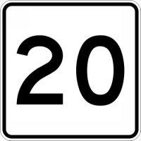 Значение числа 20