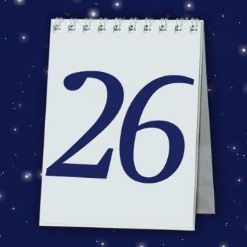Значение числа 26