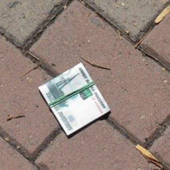 Заговоры, чтобы находить деньги на улице